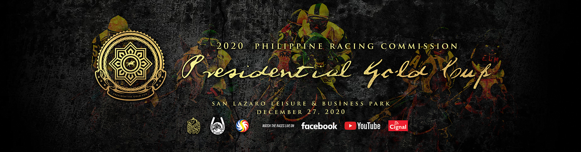 2020 PHILRACOM PRESIDENTIAL GOLD CUP